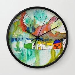 survol Wall Clock
