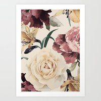Summer Flowers VII Art Print