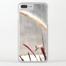 brentwood weeds Clear iPhone Case