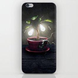 Chlorophyll Corona iPhone Skin