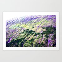 geology Art Prints featuring geology. by zenitt