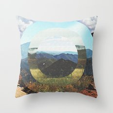 Landscapes Throw Pillow