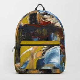 "Impossible Monsters ""Yellow"" Backpack"