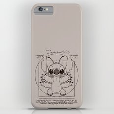 Stitch vitruvien iPhone 6s Plus Slim Case