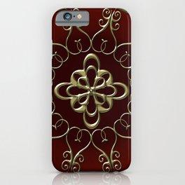 Golden Treasure of Nemo iPhone Case
