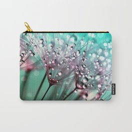 Dewdrops & Dandelions Carry-All Pouch