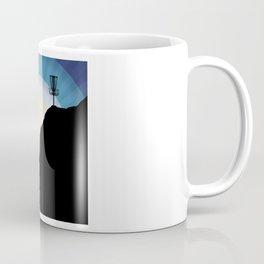 Basket On A Mountain Coffee Mug