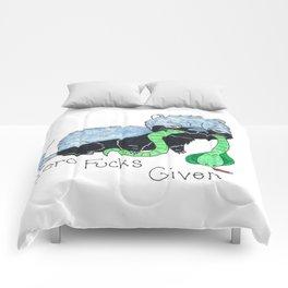 Honey Badger Zero F_ _ _ S Given Comforters