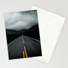 Open Road Landscape Stationery Cards