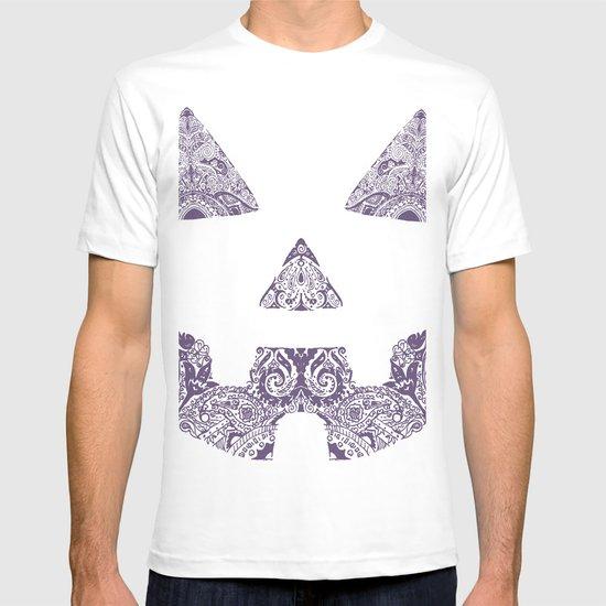 Pumpkin Artwork T-shirt