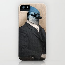Mordecai & Rigby iPhone Case