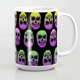 Glowing Skulls Coffee Mug