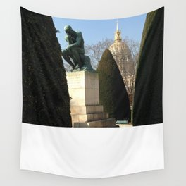 The Thinker Wall Tapestry
