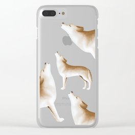 Call of the Wild Clear iPhone Case