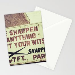 Wits Stationery Cards