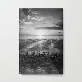 Summer sunrise II Metal Print