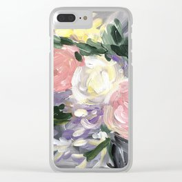 Find Color Clear iPhone Case