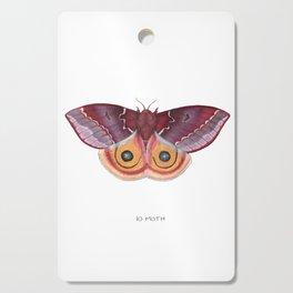 Io Moth Cutting Board