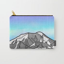 Mount Foraker Mountains Carry-All Pouch