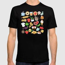 Cute food T-shirt