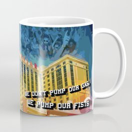 New Jersey Postcard Coffee Mug