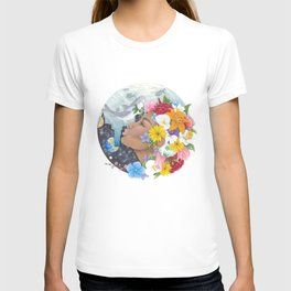Beauty in Abstract-Realism T-shirt