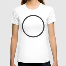 Minimal Circle T-shirt