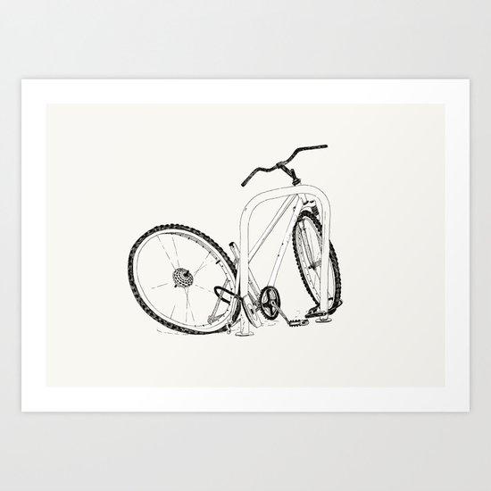 IV. Just Art Print