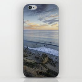 Ocean View from the Beach iPhone Skin