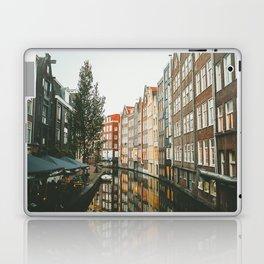 Amsterdam Canals Laptop & iPad Skin