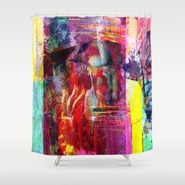 Brakefast Shower Curtain