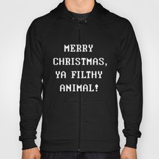 Home Alone – Merry Christmas, Ya Filthy Animal! Hoody