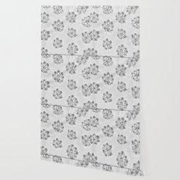 Cloud Petal Rose Wallpaper