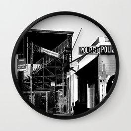 FC St. Pauli Wall Clock