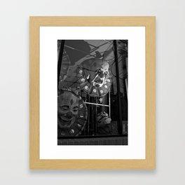CLN 997 Framed Art Print