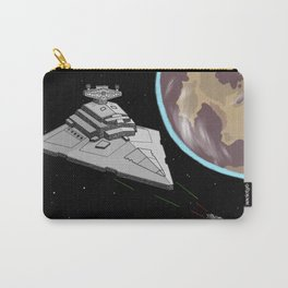 Battle Among The Stars Carry-All Pouch