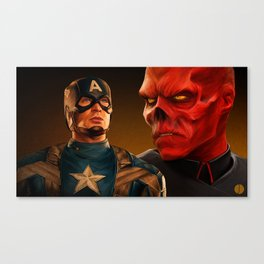 WHO'S YOUR CAPPIE? Canvas Print