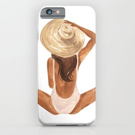 Mila iPhone Case