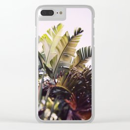 Paradise #1 Clear iPhone Case