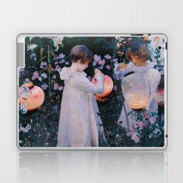 Carnation, Lily, Lily, Rose - John Singer Sargent Laptop & iPad Skin
