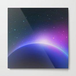 Give Me Space 2 Metal Print