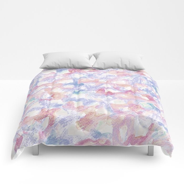 Abstract pattern 12 Comforters