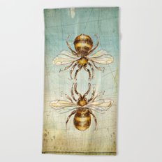 BEEs Beach Towel