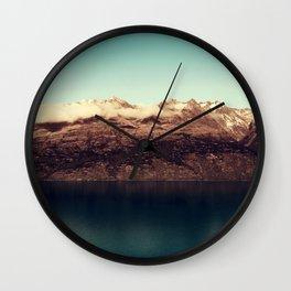 Distant kingdom Wall Clock