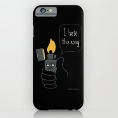 Mad Music Lighter iPhone 6s Slim Case