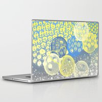 bubble Laptop & iPad Skins featuring Bubble by LoRo  Art & Pictures