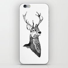 Noble Stag iPhone & iPod Skin