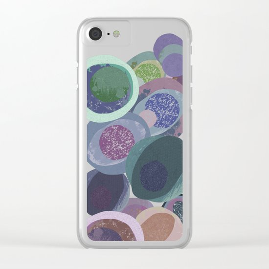 But I'm not the only one.  Clear iPhone Case