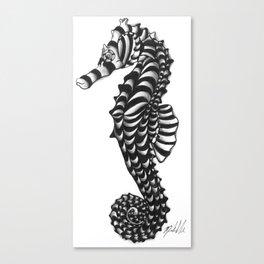 Seahorse 2 Canvas Print