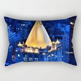 New York Life Building Rectangular Pillow